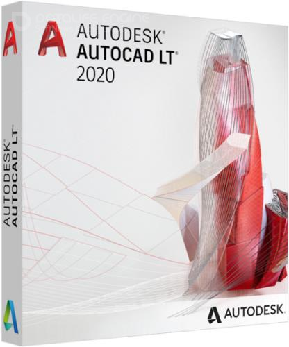Autodesk AutoCAD LT 2020.1 by m0nkrus
