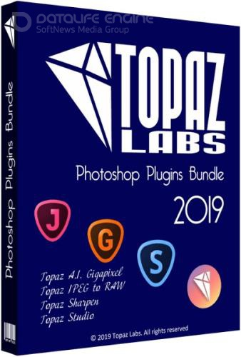 Topaz Photoshop Plugins Bundle 08.2019 + Portable