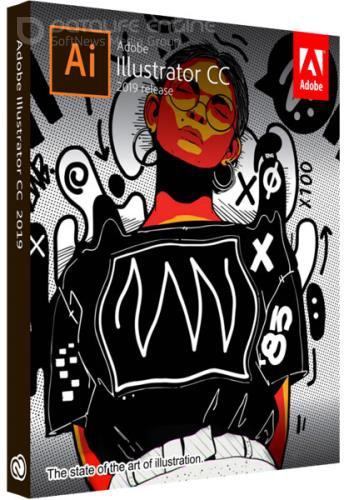 Adobe Illustrator CC 2019 23.0.6 Portable by punsh