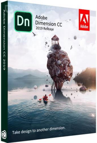 Adobe Dimension CC 2.3.1.1060 by m0nkrus