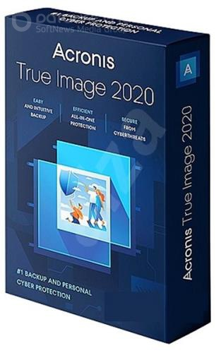 Acronis True Image 2020 Build 20770 + BootCD