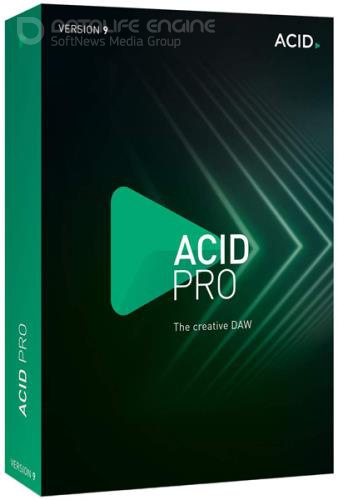 MAGIX ACID Pro 9.0.3 Build 26 RePack by Pooshock