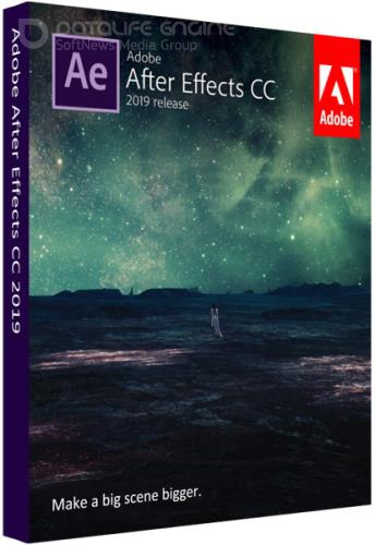 Adobe After Effects CC 2019 16.1.3.5RePack by Pooshock