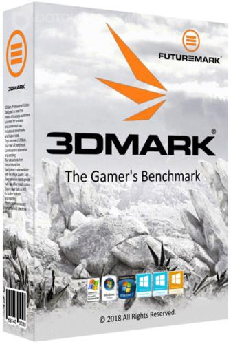 Futuremark 3DMark 2.10.6797 Advanced / Professional