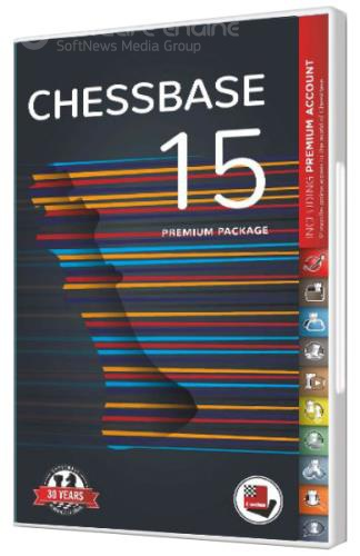 ChessBase 15.13 + Mega Database 2019