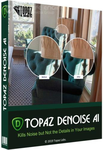 Topaz DeNoise AI 1.3.1 RePack & Portable by TryRooM