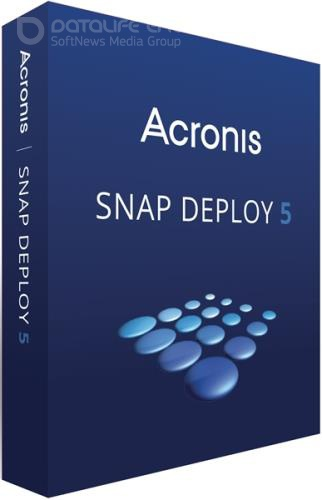 Acronis Snap Deploy 5.0.1993 + BootCD