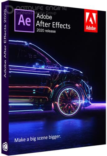 Adobe After Effects 2020 17.0.0.555 RePack by KpoJIuK