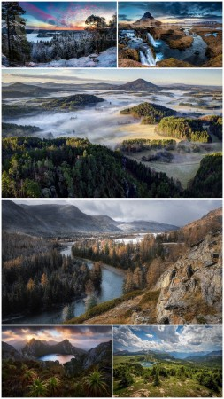 Beautiful landscapes HD collection 8