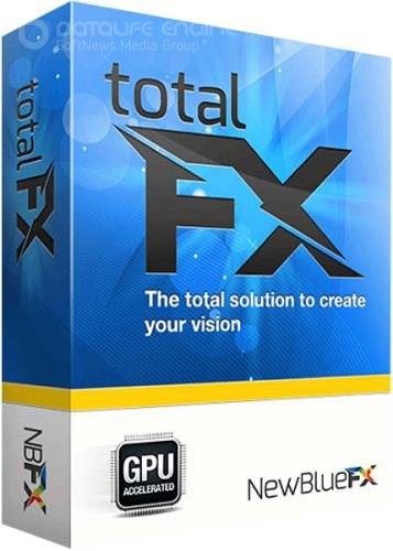 NewBlueFX TotalFX 7.0 Build 191114
