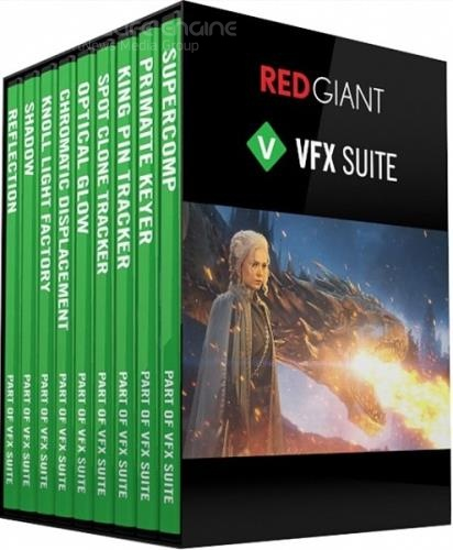 Red Giant VFX Suite 1.0.5