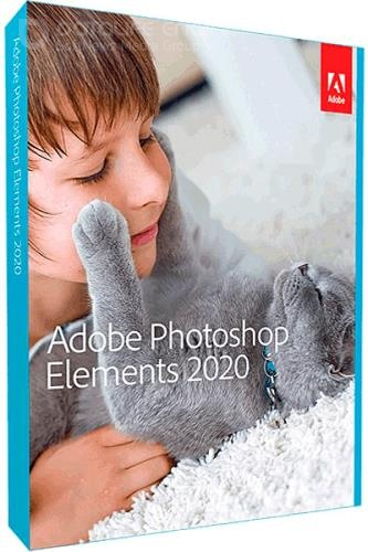 Adobe Photoshop Elements 2020.1