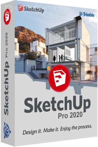 SketchUp Pro 2020 20.0.363 Portable by conservator
