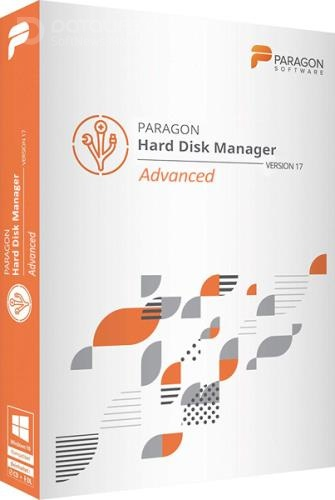 Paragon Hard Disk Manager 17 Advanced 17.13.1 WinPE
