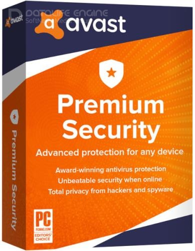 Avast! Premium Security 20.2.2401