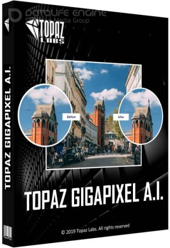 Topaz Gigapixel AI 4.5.0 Portable by conservator