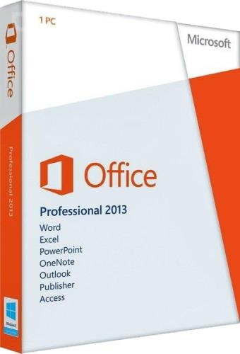 Microsoft Office 2013 SP1 Pro Plus / Standard 15.0.5233.1000 RePack by KpoJIuK (2020.04)