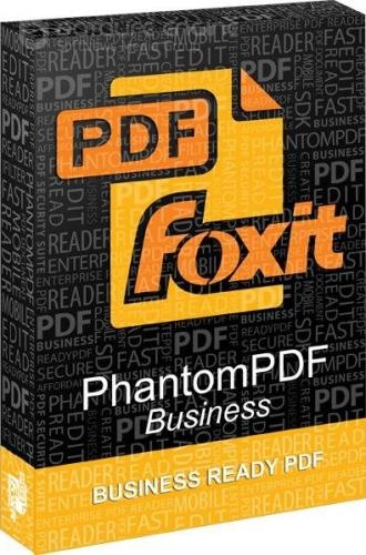 Foxit PhantomPDF Business 9.7.2.29539