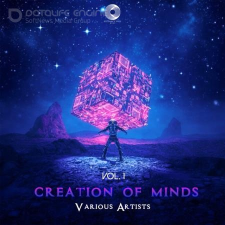 Creation Of Minds Vol. 1 (2021) FLAC