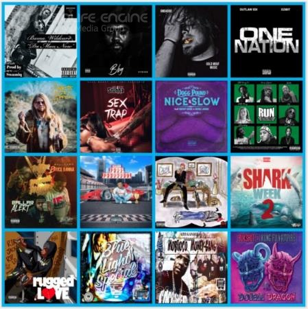 Rap Music Collection Pack 233 (2020)