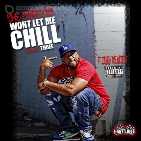 Figg Newton - Streets Wont Let Me Chill Vol 3 (2021)