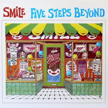 Five Steps Beyond - Smile (Expanded Edition) (2021)