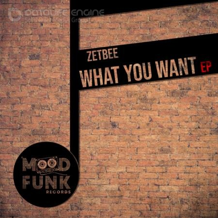 Zetbee - What You Want EP (2021)